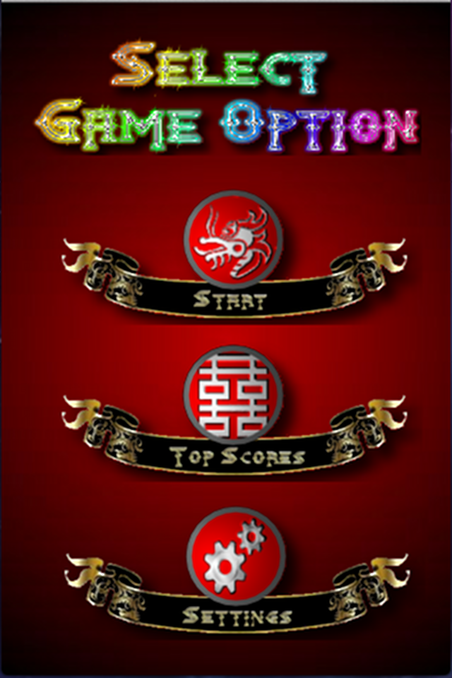 Screenshot Puzzle Mahjong iPhone & iPod Touch Edition